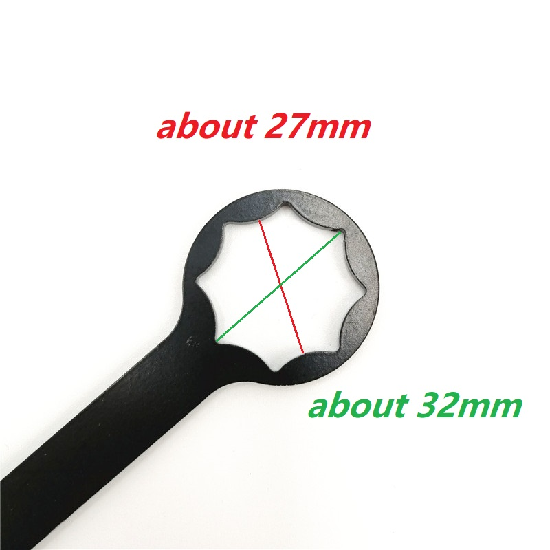 Adjuster Remover Tool MTB WRENCH FORK For Suntour XCR//RST//XCM//RST Bike Repairs