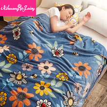New style plus velvet warm sheets| French fleece blanket| coral fleece siesta blanket| crystal fleece quilt| air conditioning