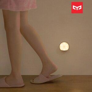 Image 4 - Sạc USB Mijia Bóng Đèn Thông Minh Yeelight LED Ánh Sáng Ban Đêm Hồng Ngoại Từ Tính Có Móc Treo Từ Xa Cơ Thể Cảm Biến Chuyển Động Cho Mijia Nhà Thông Minh