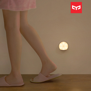 Image 4 - Usb充電mijia yeelight ledナイトライト赤外線磁気とフックリモートボディモーションセンサーためmijiaスマートホーム