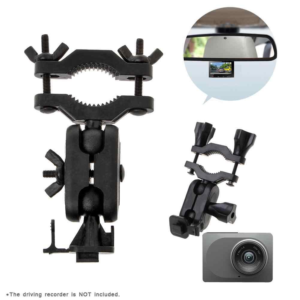 1 Buah Mobil Kaca Spion DVR Mengemudi Perekam Video Mount Pemegang untuk Xiaomi Yi Dash Cam Registrator Bracket untuk Yi DVR Kamera