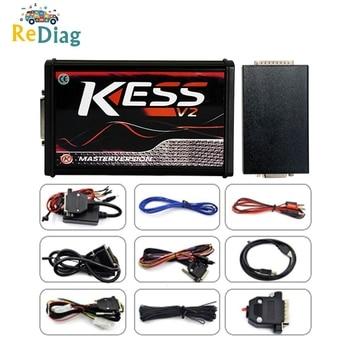 2020 KESS V2 V5.017 SW V2.53 Master ECU Chip Tuning Tool Online  Auto ECU Programmer 1