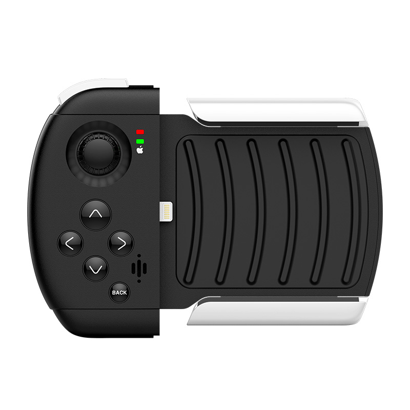 PUBG Gamepad Half Handed Game Pad One-handed Joystick Gaming Controller For Pubg Mobile COD Wired Connection for iOS image