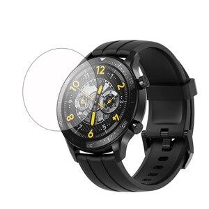 Image 1 - Realme Watch S Pro واقي شاشة LCD ، زجاج مقسّى لـ Smart sports ، فيلم واقي شفاف للساعة الذكية