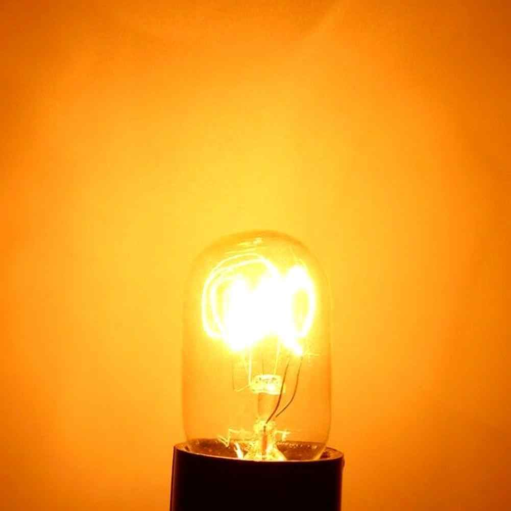 15 Вт/25 Вт E14 Мини 300 градусов 220 в печь с высоким температурным режимом тостер паровые лампочки плита колба лампы свет лампы