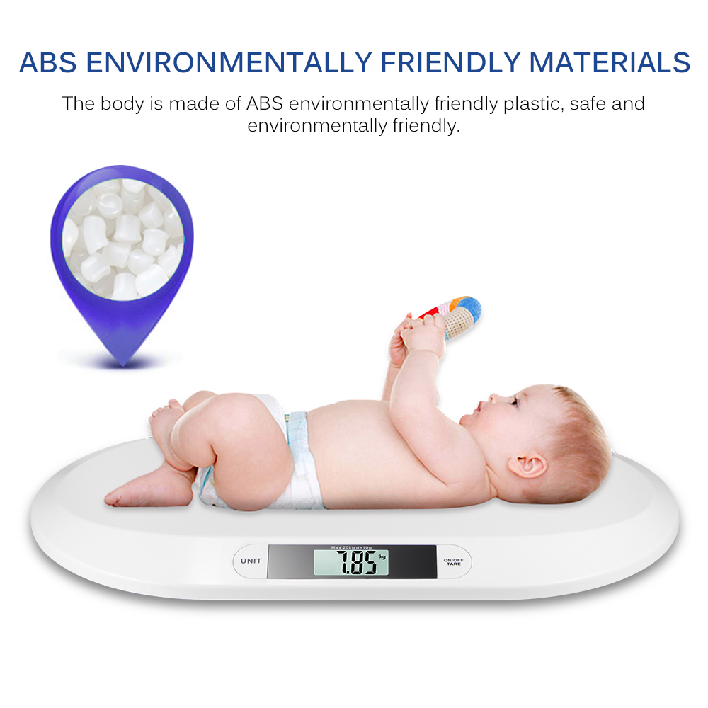 Baby-Scales Health-Weight-Scale Digital-Display Growth-Weighing Intelligent Electronic