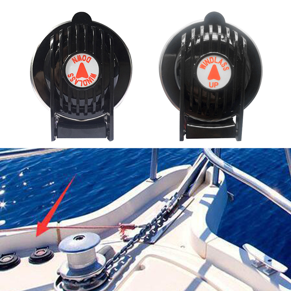 Auto Parts and Vehicles Boat Parts Pair Up & Down Black Marine ...