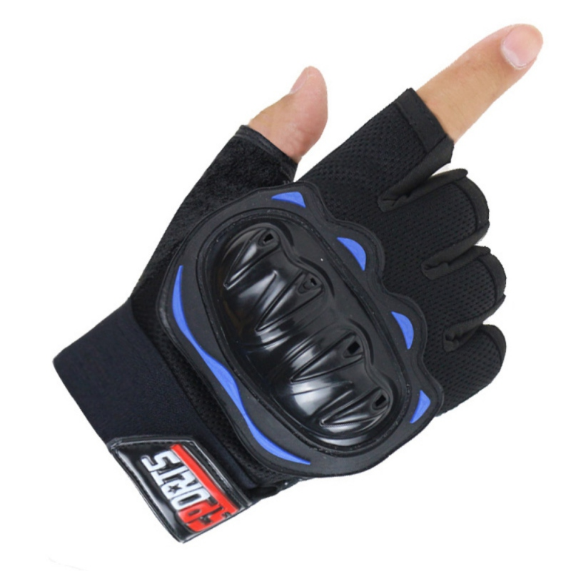 Men 39 s Bicycle Gloves Tactical Fingerless Gloves Military Army Shooting Gloves Outdoor Sports Anti Slip Paintball Airsoft Glove in Cycling Gloves from Sports amp Entertainment