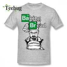 Breaking Bad T Shirt Plus Szie For Man Popular Summer Round Collar Male