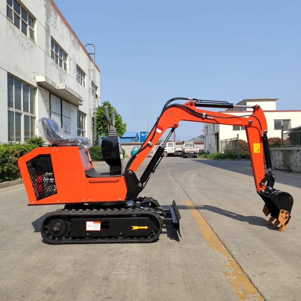 New Mini Excavators Micro Hydraulic Pump Mini Digger With Gasoline/Diesel/Engine