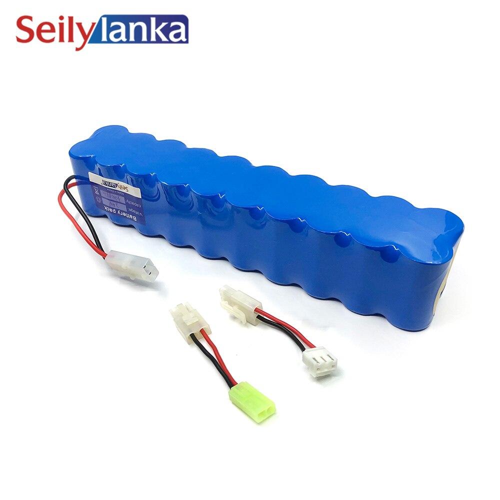 3000mAh para Rowenta 24V Ni MH Paquete de batería de CD de Besen aire fuerza extrema RH8770 RH8771WS RH877501 RH8779 RH877901