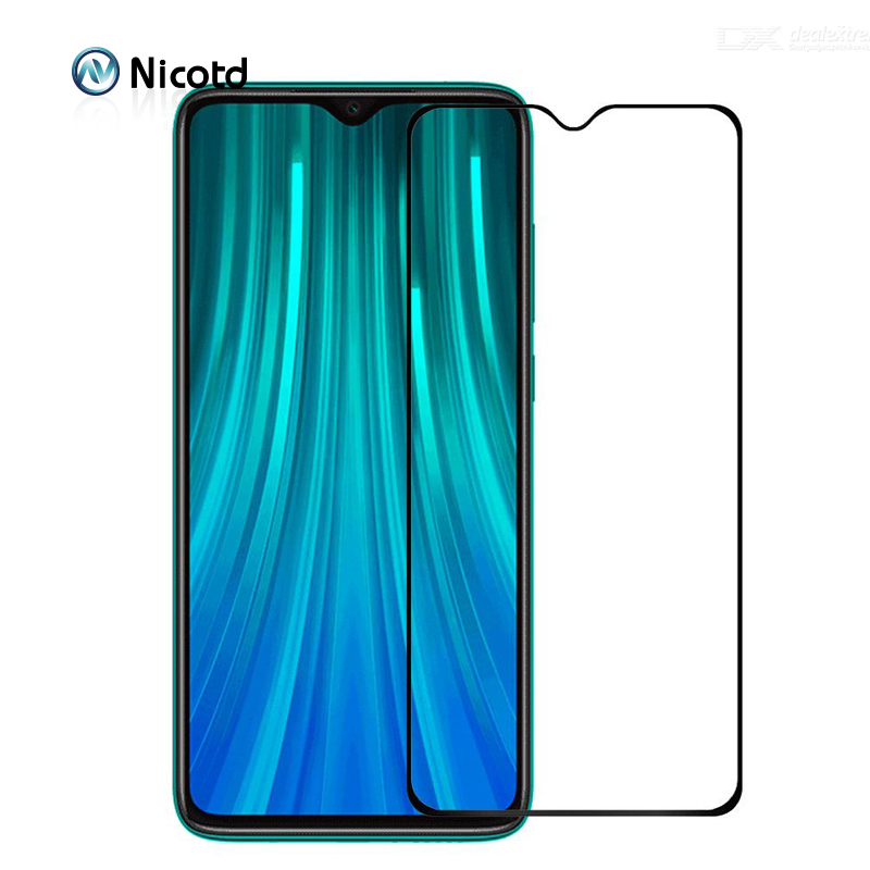 2Pcs Full Cover Tempered Glass For Redmi Note 8 Pro Screen Protector For Redmi Note 7 Pro Note 6 Pro On Redmi Note 5 Pro Glass