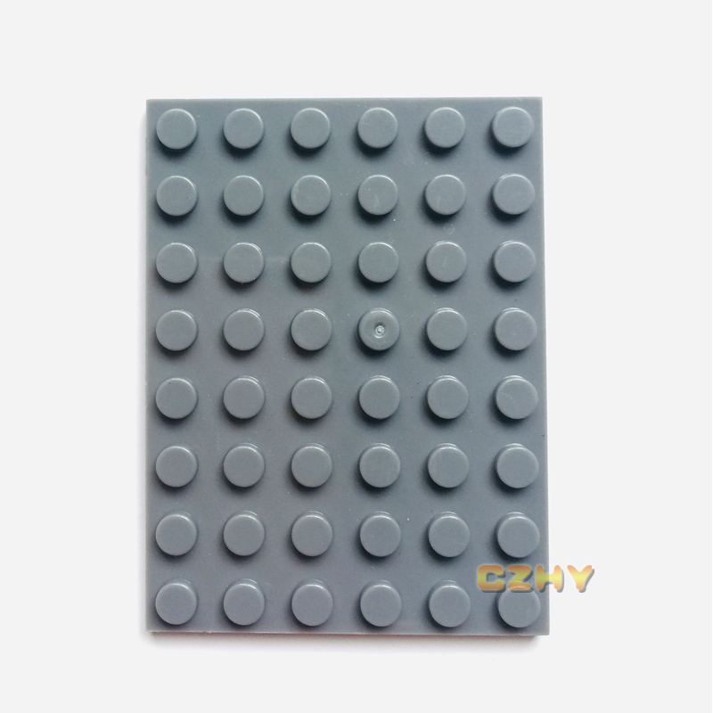 baseplate 6*8 dots toys for children