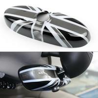 Auto Hinten Spiegel Abdeckungen Innere Trim Für BMW MINI Cooper R55 61 Rahmen Ersatz-in Seitenspiegel-Klappkit aus Kraftfahrzeuge und Motorräder bei