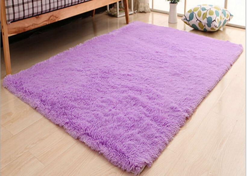 Коврик для гостиной/спальни, противоскользящий, мягкий, 150 см* 200 см, современный ковер, коврик, белый, розовый, серый, 11 цветов - Цвет: 04