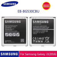SAMSUNG Original téléphone batterie EB-BG530CBU EB-BG530CBE 2600mAh pour Galaxy Grand Prime J3 2016 G530 G531F G530H G530F avec NFC