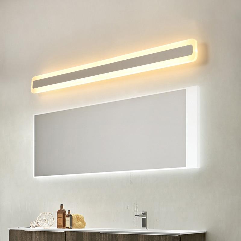 novo espelho de parede led luz 40 120cm 03