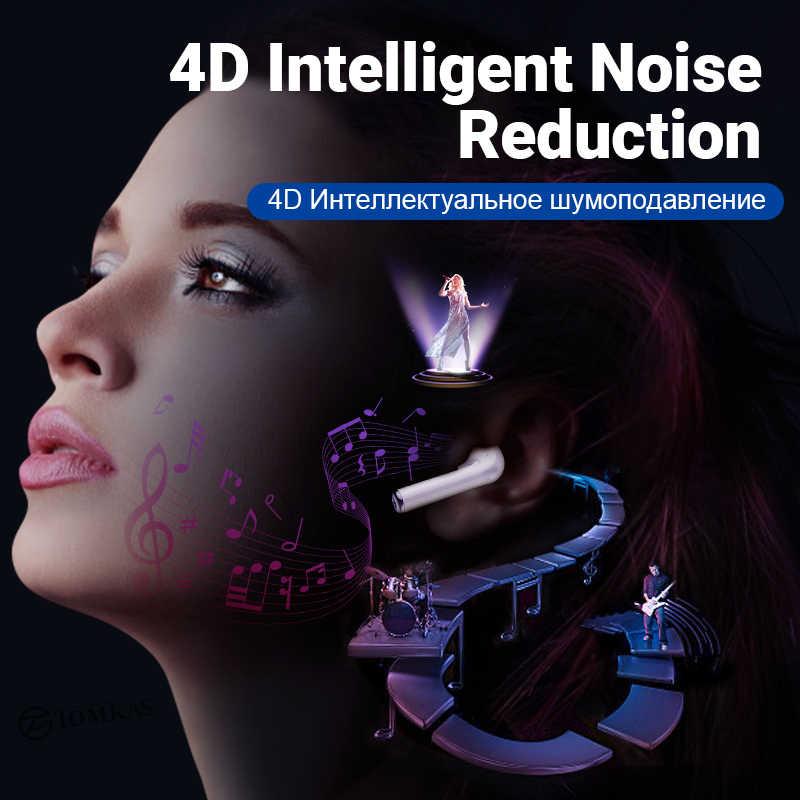 I60 TWS Pop-up 1:1 replika oddzielnego użytkowania bezprzewodowe słuchawki ładowania bezprzewodowego Bluetooth 5.0 słuchawki Bass słuchawki douszne PK i10 i12 TWS