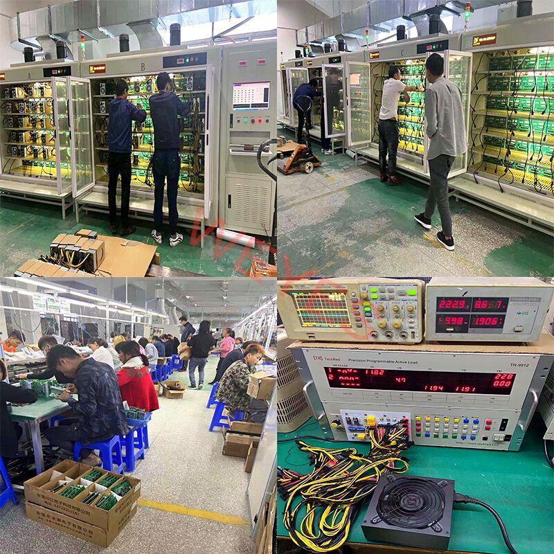 2000W Mining Power Supply Asic bitcoin new Gold power 2000w  PLUS ETH  supply ATX mining Machine support 8 GPU cards PSU 4
