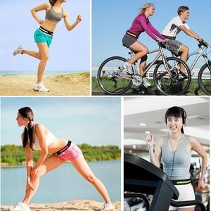Image 5 - กีฬากระเป๋าเอวกระเป๋ากระเป๋า Jogging แบบพกพากันน้ำขี่จักรยานกระเป๋า Bum กลางแจ้งโทรศัพท์ Anti Theft Pack กระเป๋าเข็มขัด #2