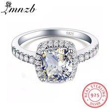 Lmnzb Оригинальное кольцо из стерлингового серебра 925 пробы