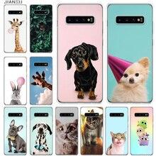 Cute Animal Background Design Case For Samsung