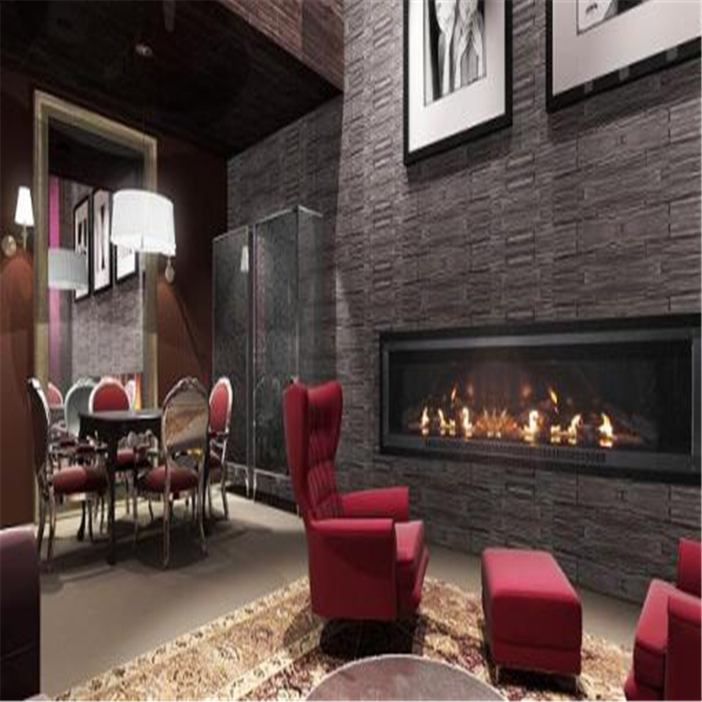 30 Inch Indoor Intelligent Smart Real Flame Bio Ethanol Electric Fireplace Insert