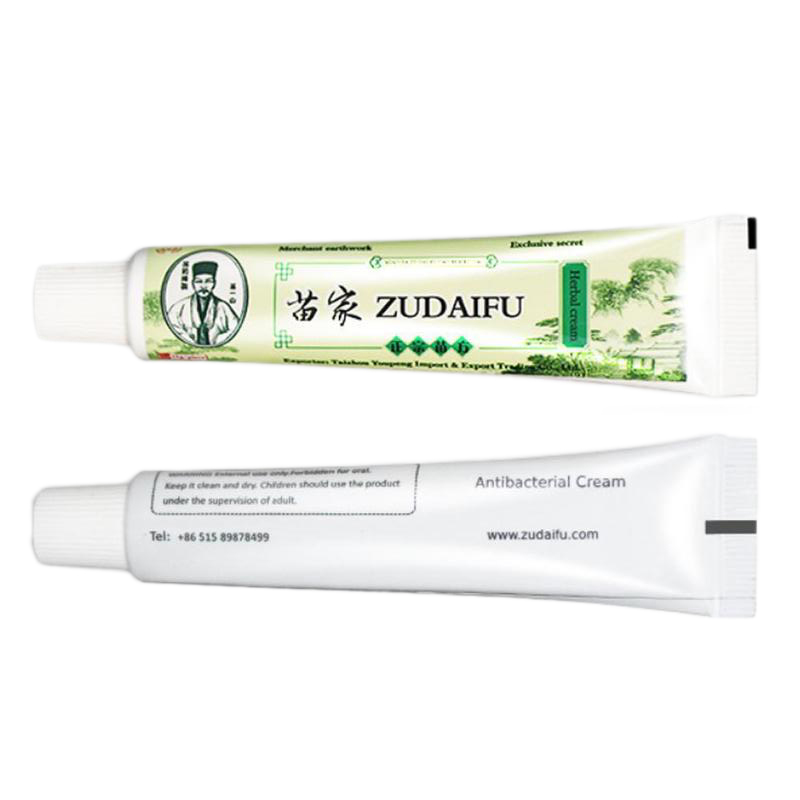 Zudaifu Body Skin Problems Psoriasis Cream Psoriasis Ointment Dermatitis Eczematoid Eczema Ointment Skin Treatment Cream image