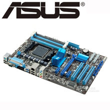 Socket AM3+ ASUS M5A87 Motherboard DDR3 16GB ATX Systemboard For AMD 870 M5A87 Desktop Mainboard USB 2.0 SATA III PCI-E X16 Used(China)
