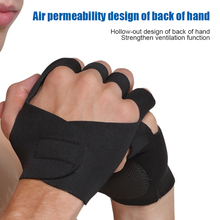 Weight Lifting Gloves for Women Men Anti-Slip Fitness Training Sports can CSV