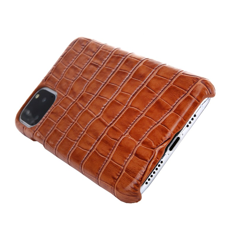 Luxury Genuine Cow Leather Case For iPhone 12 Pro Max   4
