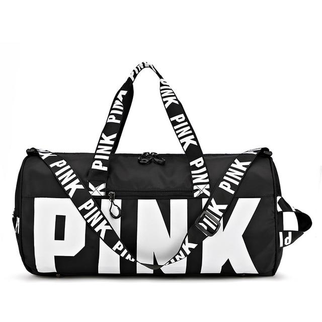 PINK Gym Bag  2