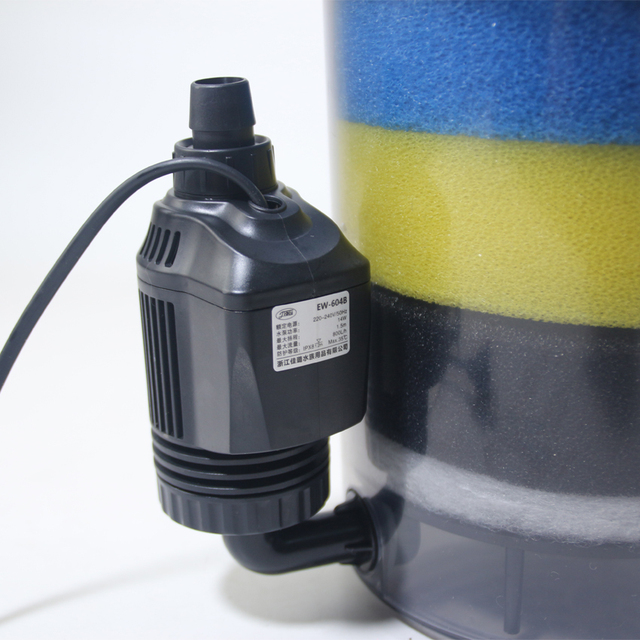 Aquarium Filtration Water Purification Pump 3