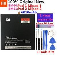 Per Xiaomi BM60 BM61 Tablet Batteria Per Xiaomi Pad 1 Mipad 1 A0101 Pad 2 Pad2 Mi Pad 2 Batterie tablet Replacemenet Parti