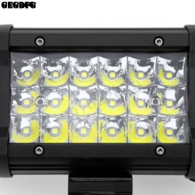 5Inch 180W 3400LM LED Work Light Lamp Vehicle Truck For SUV