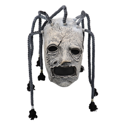 New Adult Scary Movie Slipknot Mask Corey Taylor Masks Halloween Cosplay Carnival Festival Role Play for Woman Man image
