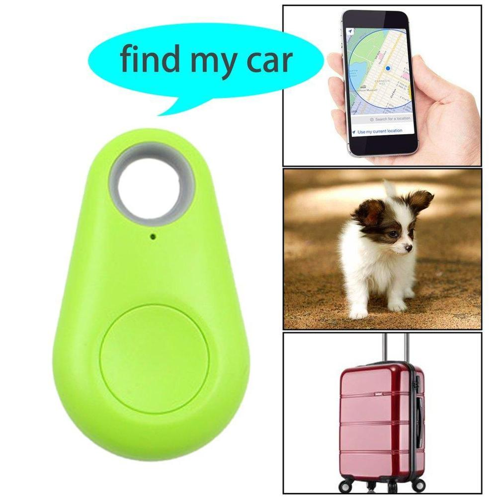 Smart Tag Bluetooth Tracker Bag Wallet Key Tracer Finder GPS Locator Alarm