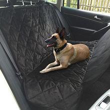 Pet Dog Car Seat Cover View Mesh Waterproof Pet Carrier Car Rear Back Seat Mat Hammock Cushion Protector