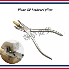 Piano tuning tools accessories - GP keyboard pliers , Front pin keyhole felt repair tool parts
