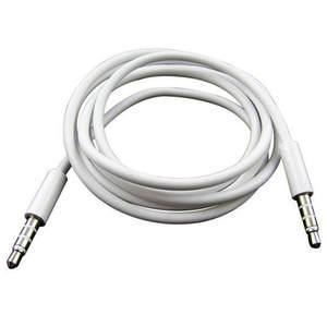 Connect Audio-Cables Headphone Aux-Interface Automotive Sound 4-Pole Male Cord 99 1m