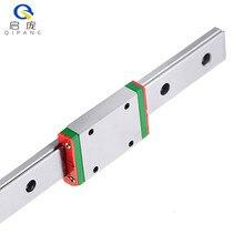 MGN MGN7 MGN12 MGN15 MGN9 1pc 300 350 400 450 500 600 800mm Miniature Linear Guide Rail Slide 3D Printing CNC Tool