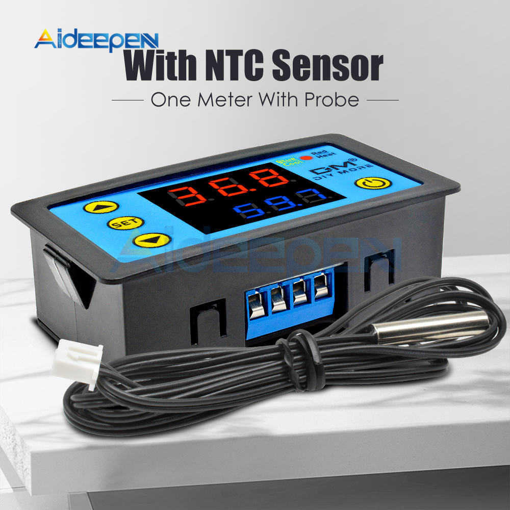 Hac175d7b419d4336ac9ccdad1caaa310Z W3230 AC 110V-220V DC12V 24V Digital Thermostat Temperature Controller Regulator Heating Cooling Control Instruments LED Display