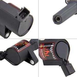 Image 5 - 8Pcsประสิทธิภาพสูงคอยล์จุดระเบิดสำหรับFord F150 F250 F550 4.6/5.4L DG508 V8 FD503สีดำ