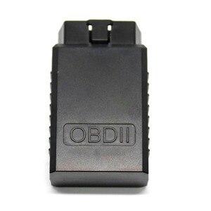 Image 5 - 20 Pz/lotto Dhl Elm 327 V03HW V03HW 1 V1.5 Wifi PIC18F25K80 OBD2 Obdii Lettore di Codice Auto Wifi Super Mini ELM327 per android/Ios