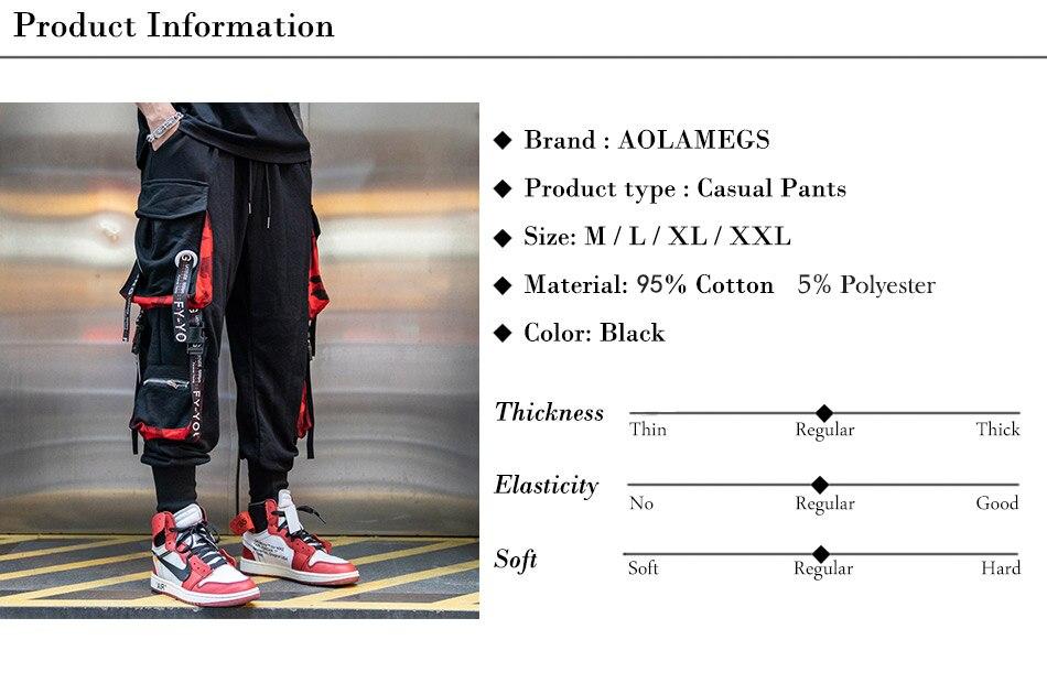 bolso faixa calças masculinas moda cintura elástica