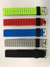 1pcs Silica Strap for Huami Amazfit Smart Band Fitness Tracker Accessories Belt Xiaomi Bip Wristband