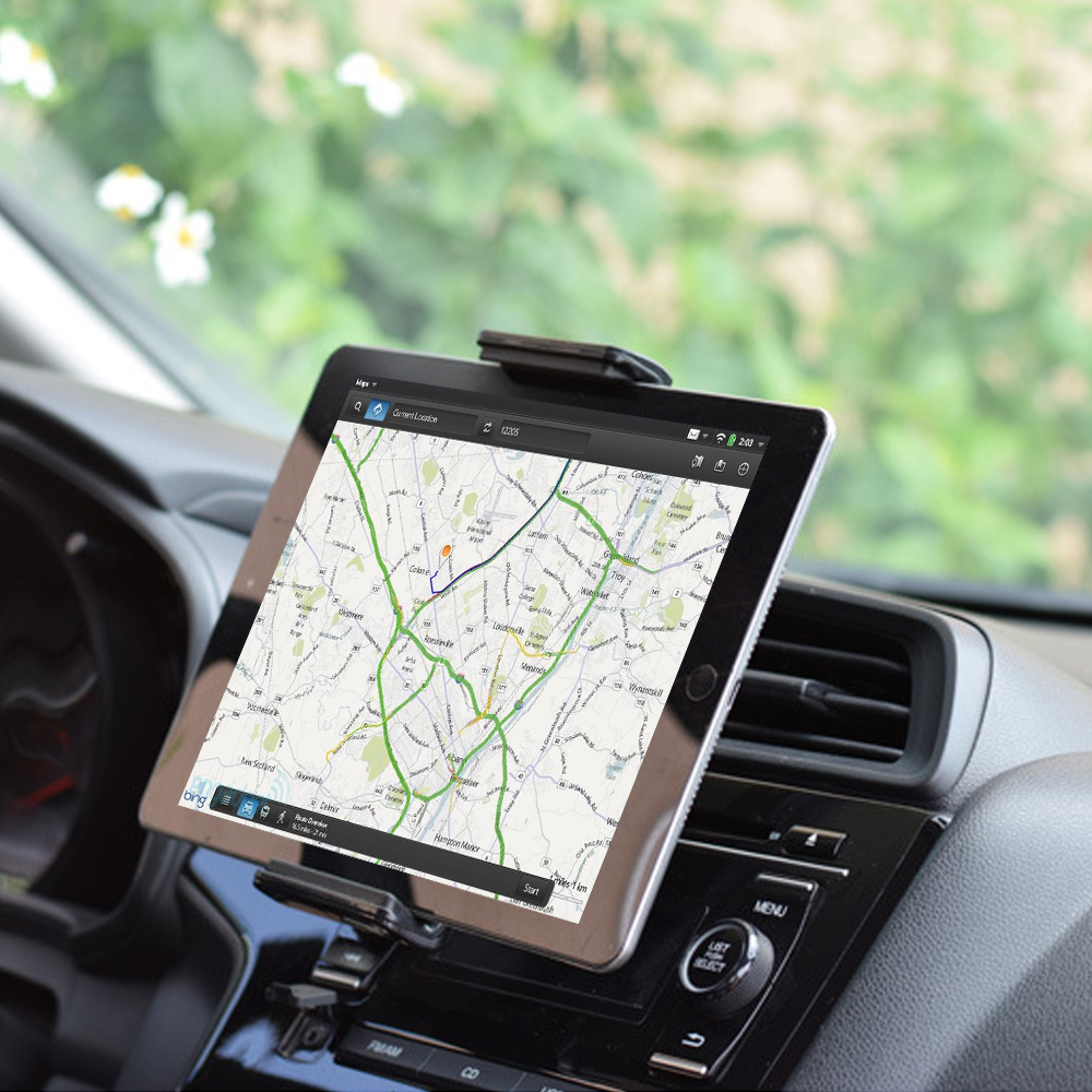 Universal Car Headrest Mount Holder for iPad Mini 2//4//5//Air//Samsung//Tablet//GPS