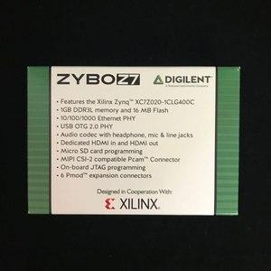 Image 2 - 1 sztuk x 471 015 ZYBO Zynq 7000 Z7 20 płyta rozwojowa opcja kuponu SDSoC z XC7Z020 1CLG400C