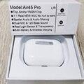 Air45 Pro PK air20 air40 TWS беспроводные наушники ANC активное шумоподавление Bluetooth наушники-вкладыши Airoha 1562M чип супер бас HD микрофон
