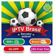 iptv brasil 3months subscription iptv brazil h 265 epg for android tv box brasil iptv free test no app included IPTV Brasil 3Months subscription IPTV Brazil H.265 EPG for Android TV Box Brasil IPTV Free Test NO app included